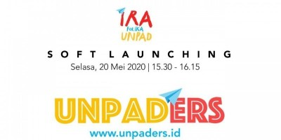 Soft Launching Unpaders.id