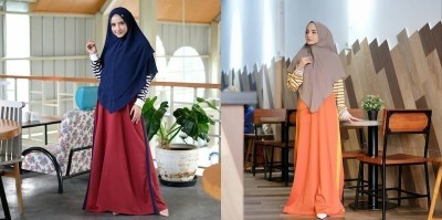 Pakaian Muslimah Soleil Indonesia