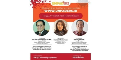 Peluncuran Website Komunitas UNPADERS.ID