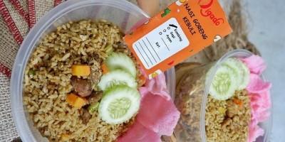 Nasi Goreng Kebuli: Digado