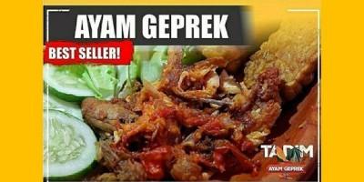 Ayam Geprek Tadim