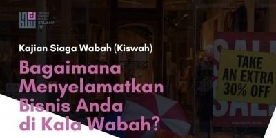Bagaimana Menyelamatkan Bisnis Anda di Kala Wabah?