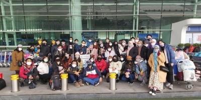 53 Mahasiswa Indonesia di Wuhan Wisuda Online Saat Pandemi