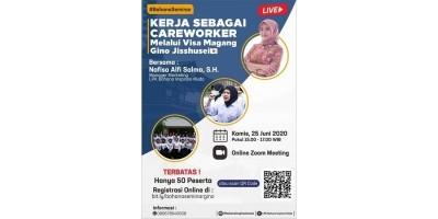 Kerja Sebagai Care Worker