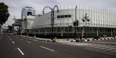 Penyebaran Corona Kembali Meningkat, Sejumlah Jalan di Kota Bandung Kembali Ditutup