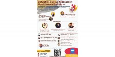 Silaturahmi dan Diskusi Kebangsaan Alumni Universitas Padjadjaran