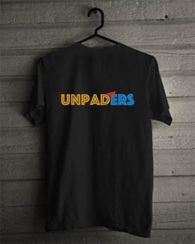 Kaos Istimewa Unpaders (Lengan Pendek)