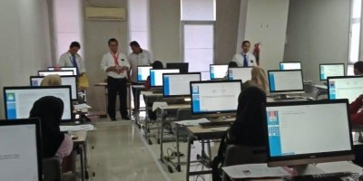 Protokol Kesehatan untuk Peserta UTBK-SBMPTN di Unpad