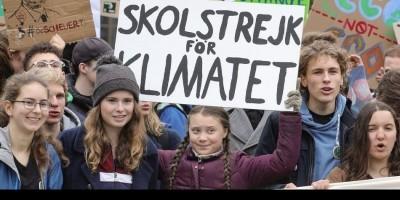Suarakan Masalah Perubahan Iklim, Inilah 3 Aktivis Lingkungan Muda yang Menginspirasi