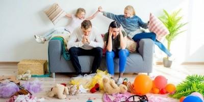 Tidak Senang Asuh Anak, Jangan-jangan Anda Mengalami 'Parental Burnout'