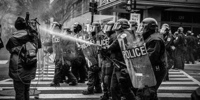 Jurnalis Jadi Korban Represi Aparat Saat Demo Omnibus Law, AJI Beri Tanggapan Ini