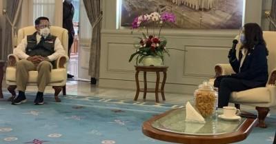 Irawati Hermawan Gandeng Ridwan Kamil Jadi Dewan Penasihat IKA Unpad