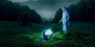 Munculnya Covid-19 Adalah Cerminan Nirharmonisasi Manusia dengan Alam Semesta