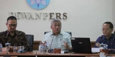 Dewan Pers Berikan 6 Sikap Terkait Insiden Kekerasan yang dilakukan Oknum Polisi Terhadap Wartawan