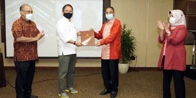 Arief Yahya Pimpin MWA Unpad 2020-2025